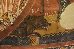 San Marcos, Ábside de Estaon (esta_ahi) Tags: mnac barcelona ábside absis estaon santaeulàliadeestaon valldecardós pallarssobirà lleida lérida estaón spain españa испания románico romànic romanesque pintura