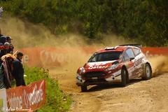 Khalid Suwaidi / Giovanni Bernacchini (Julien Dillocourt) Tags: vodafone rally rallye portugal 2016 wrc world championship al suwaidi ford fiesta r5 fafe qatar khalid giovanni gio bernacchini