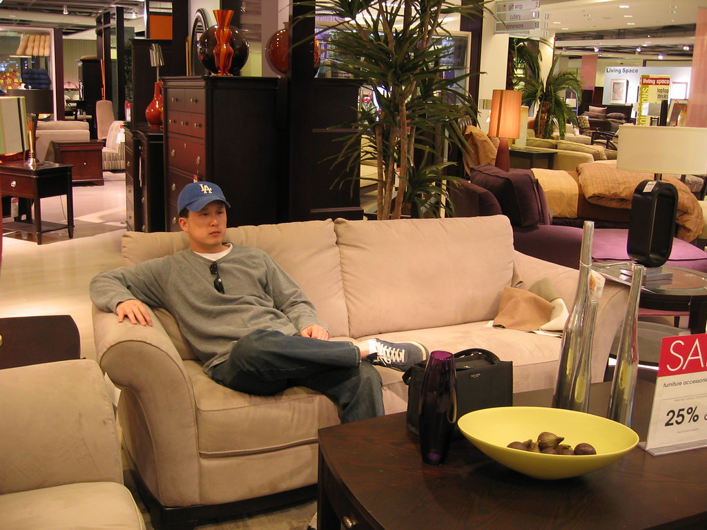 couch shopping w/soo