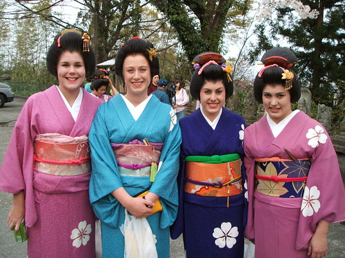 gaijin geishas