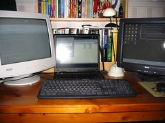 computer laptop desk