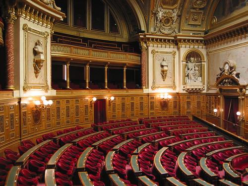 French Senate, Main Assembly Hall