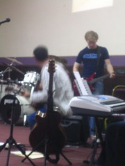 Id Love to say this was a mid jam pic but I suspect not! (Byrnesyliam) Tags: music church worship conferance stcombs destinationofworship stcombscommunitychurch