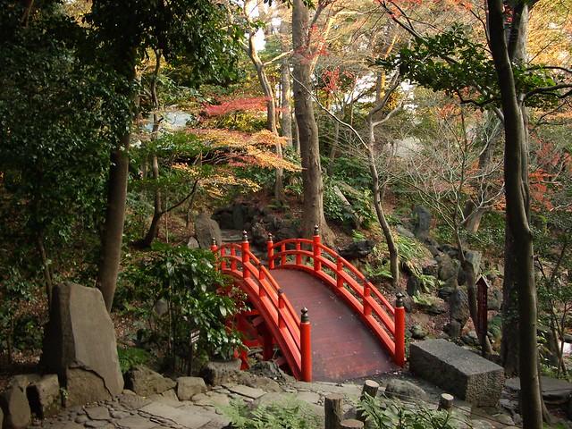 Bridge, Koishikawa Korakuen