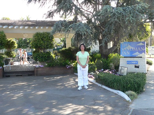 Sandman Inn in Santa Barbara