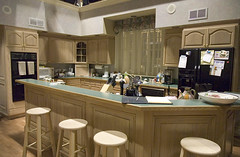 Tony and Carmela Soprano's kitchen (eugene) Tags: thesopranos kitchen tonysoprano television set
