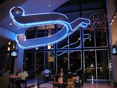 Neon Spur (natmeister) Tags: night sanantonio spur spurs neon sbccenter sanantoniospurs attcenter
