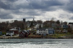 Lubec, Maine: Easternmost city in US (Throwingbull) Tags: new city canada me skyline island town maine brunswick lubec easternmost capobello