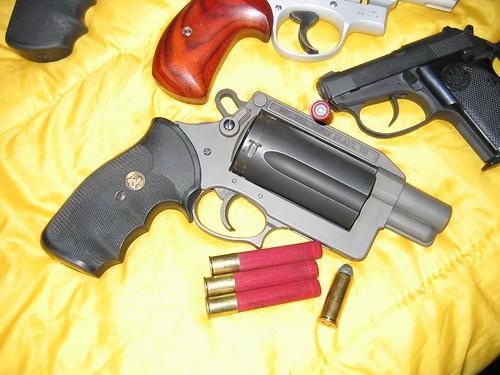Taurus 410 revolver for