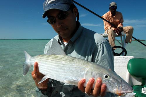 bonefishing in abaco