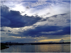 Concha acstica (LeonR.) Tags: sunset brazil braslia brasil fotolog