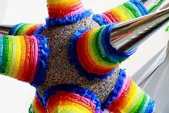 Piñata (Explore) (José Lira) Tags: piñata navidad fiestas juguete tradición méxico posadas verbena