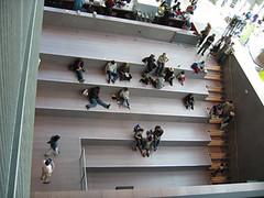 Seattle Public Library 17 (fromform) Tags: seattle seattlepubliclibrary library oma architecture koolhaas natashasandmeier
