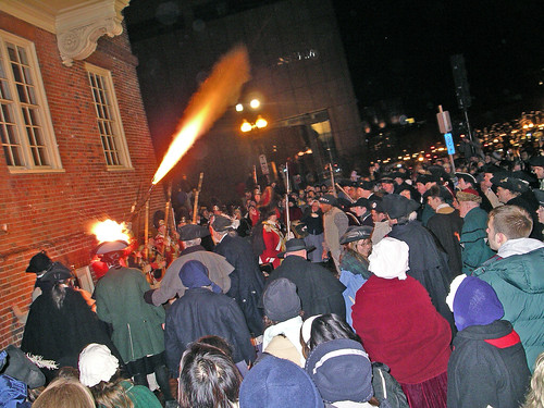 Boston Massacre Reenactment, 3/8