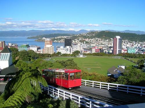 3 destinos de Nueva Zelanda