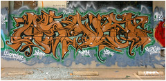 Asalt (funkandjazz) Tags: sanfrancisco california graffiti gm te asalt