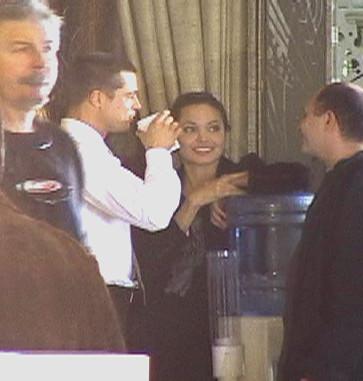 angelina jolie and brad pitt mr and mrs smith. Brad Pitt-Angelina Jolie quot;Mr.