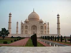 Taj Mahal, Classic View I