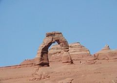 Delicate Arch, 2 127 (Anita363) Tags: november utah ut best crosscountry binoculars archesnationalpark delicatearch digiscoped dtag invertedcatenary