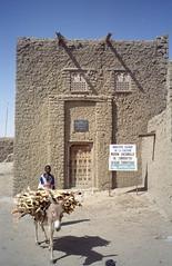 Gordon Laing House, Timbuktu (upyernoz) Tags: timbuktu mali tombouctou gordonlainghouse
