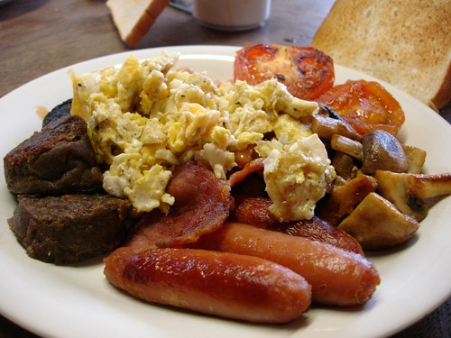 Irish Breakfast by rhodes, on Flickr