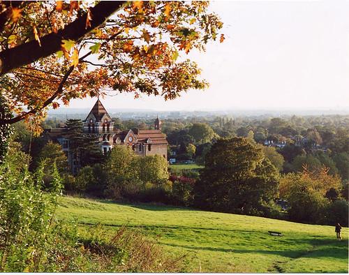 Richmond Hill, UK