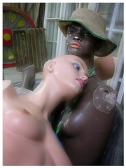 2005/03/23 - Calgary AB - Hot Interacial Lesbian Action - by ra1000