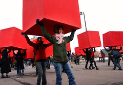 (-Antoine-) Tags: red mars canada students rouge montral quebec montreal protest qubec rats strike bloc manif tudiants manifestation grve 16022005