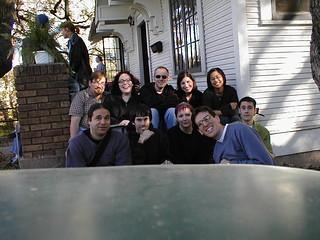 SXSW 2000, milkshake media party
