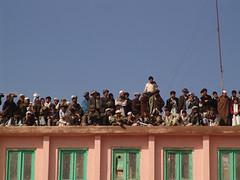 Celebrating new year in Mazar-e-Sharif