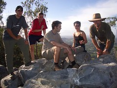 Pomona Mountain (Caroline Harrison) Tags: zak alice richard dawn chris