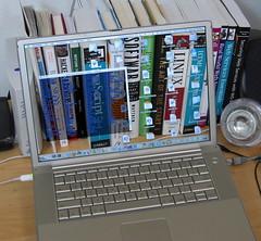 My Transparent Powerbook - by Sam Pullara