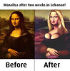 Funny Week in Lebanon (mnadi) Tags: lebanon art fun funny joke monalisa lebanese retouching retouched مضحك