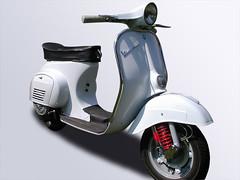 primavera3 (ladigue) Tags: piaggio vespa 125 primavera vintage scooter roller oldtimer motorrad bike motorbike