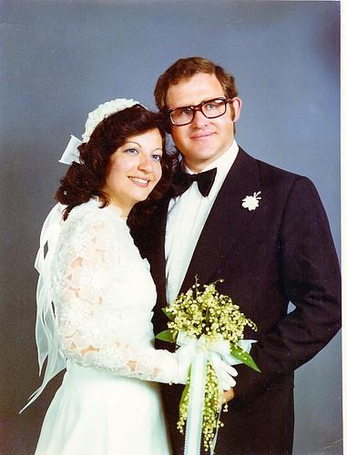 Ritsa and Robert 1973