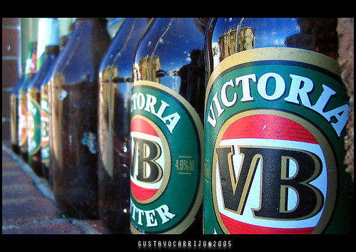 Flickr: Victoria Bitter