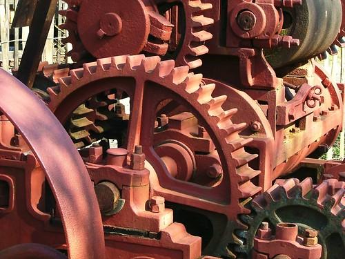 Gears gears cogs bits n pieces