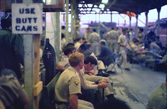 Waiting for a Plane (joeldinda) Tags: vietnam soldiers 110fav nam srt101 camranh joeldinda