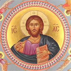 Pantocrator (phool 4  XC) Tags: ontario canada icons christ icon christian squaredcircle stgeorge orthodox orthodoxchristian richmondhill antiochian  phool4xc