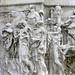 Triumphal Procession depicted in relief on the Altare della Patria (Victor Emmanuel II Monument)