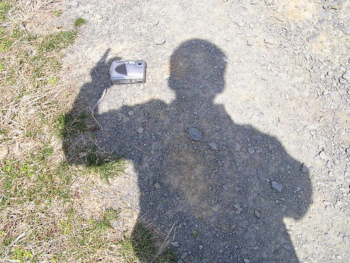 shadow with camera