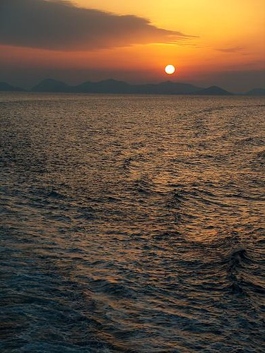 Aegean Sunset