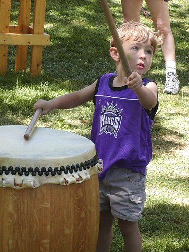 Another little drummer