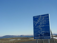 Road Sign (kmurf) Tags: sign iceland europe thingellir althing top20signs highlightplaces