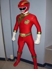 GO GO Power Rangers!! (Antonio de la Mano) Tags: sf sanfrancisco usa america powerranger red sfo california ca rojo topv2222