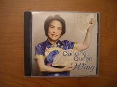 Wing! (masto) Tags: wing cd dancingqueen demented