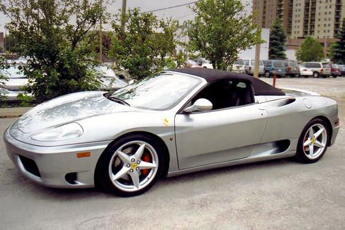 Фото Ferrari 360 Spider