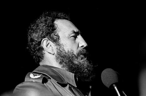 Fidel Castro, Havana, 1978, From FlickrPhotos