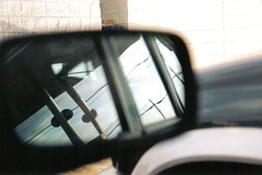 Sideview Something (rideout_photo) Tags: car mirror reflection sideview
