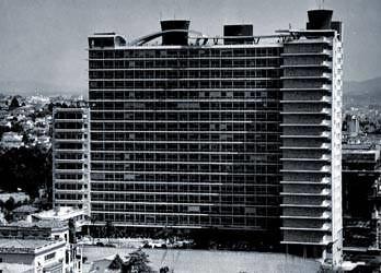Edificio Bretagne, 195?